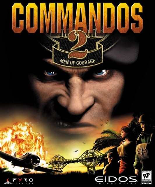 Full Version PC Games Free Download: Commandos 2- Men of Courage Free PC Game Download
