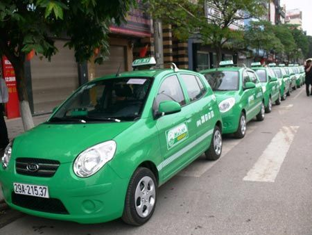 Normal Taxi Phone number: +84 38 333 333/ +84 38 61 61 61 Cost