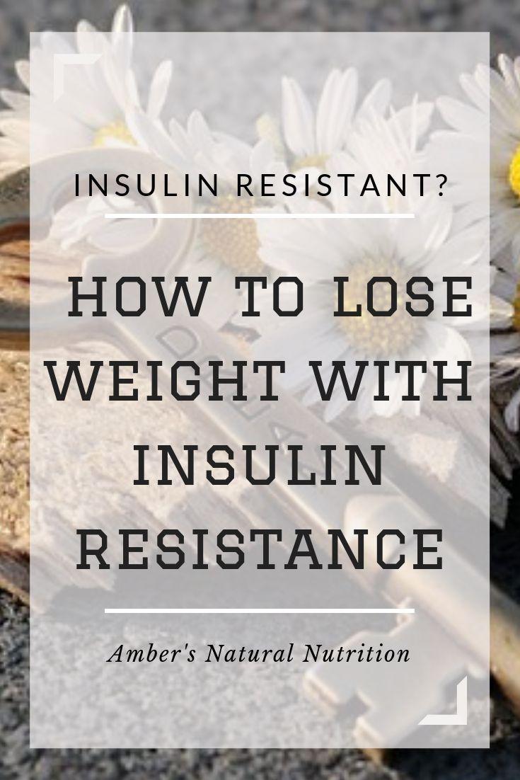 insulinresistenz schnell abnehmen