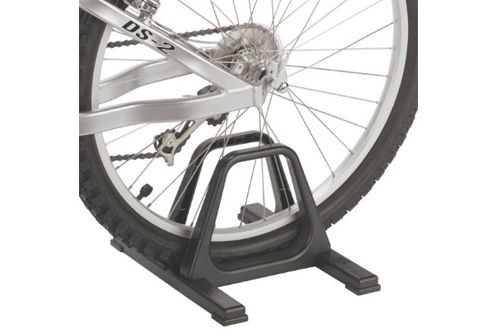 SIMPLE PUSH IN DESIGN - Quick & Easy effortless push in system. Unlike other bike stands, which you need to lift the bike and put into. Our stand's front holder will tilt when you push the bike into the rack. This patented great design will be PERFECT for heavy bikes such as downhill, mountain and beach bikes.#bikestands #bikerack