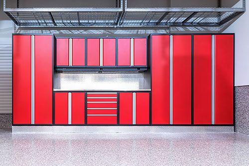 Denver Garage Cabinet System, Garage Storage Cabinets ...