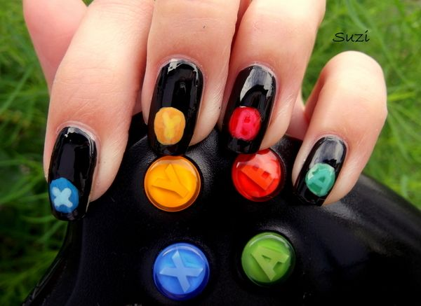 Xbox nail art image collections nail art and nail design ideas xbox nail art choice image nail art and nail design ideas xbox nail art image collections prinsesfo Gallery