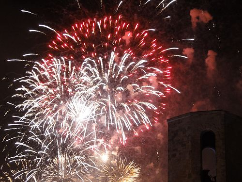 Marseille Provence 2013 - Spectacle pyrotechnique du 31.12.2013 #MP2013 #Firework #Marseille #Provence #France