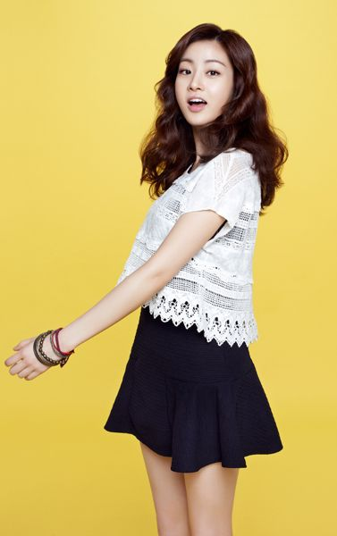 Kang Sora for Bang Bang Summer 2014