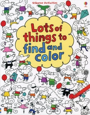 The best coloring book ever!