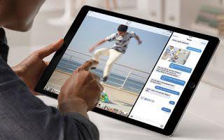 Η ΛΙΣΤΑ ΜΟΥ: H Apple παρουσιάζει το iPad Pro των 12,9 ιντσών