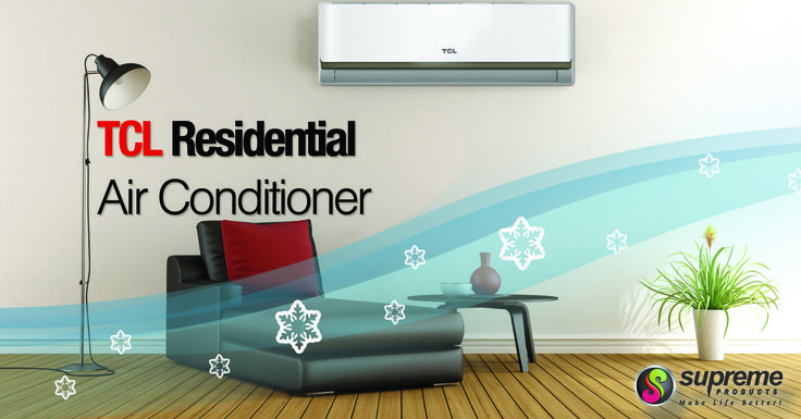 TCL Air Conditioners - World Class Quality & Support - At Best Prices. For More Details Visit:http://supremesolar.in/airconditioner.html