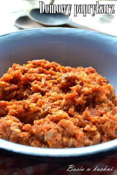 Basia w kuchni: Domowy paprykarz szczeciński