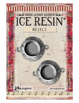ICE Resin® Milan Bezels | Ranger Ink and Innovative Craft Products