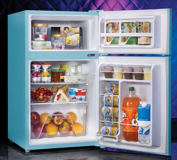Exceptional Mini Refrigerator! I Really Like This One Bc It Has A Fridge, That Is