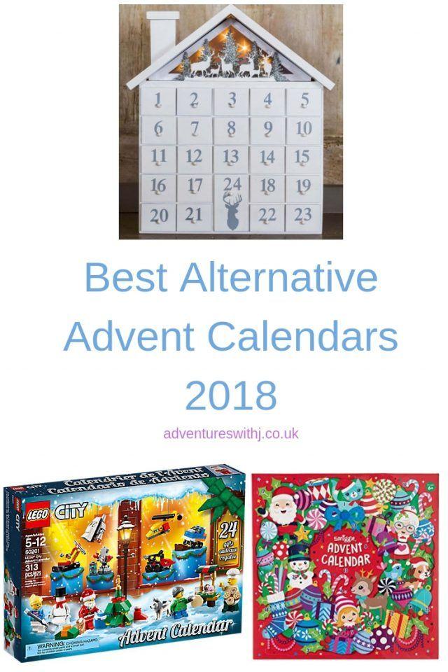 Best Alternative Advent Calendars for Kids 2018 Adventures with J