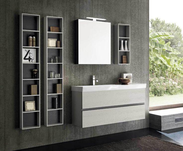 8 migliori immagini AZZURRA mobili bagno su Pinterest | Apertura ...