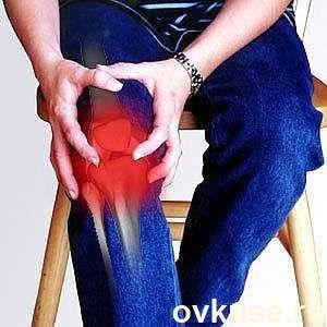 Если сильно болят колени