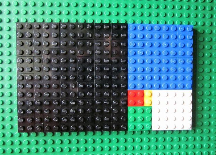 Fibonacci Lego
