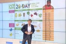 Eat and plank your way to a slimmer waistline in just four weeks with Dr. Oz's 28-Day Shrink Your Stomach Challenge. Find out what to eat and when to eat it during the day to help you get the results you deserve. Plus, accompany the food challenge with a plank challenge from celebrity fitness...