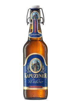 Kapuziner Weissbier Kristall-Weizen