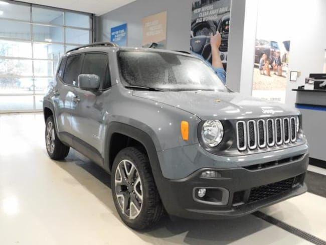2018 Grayling Jeep Renegade Latitude 4x4 Jeep Renegade Jeep Renegade Interior Girly Car Accessories