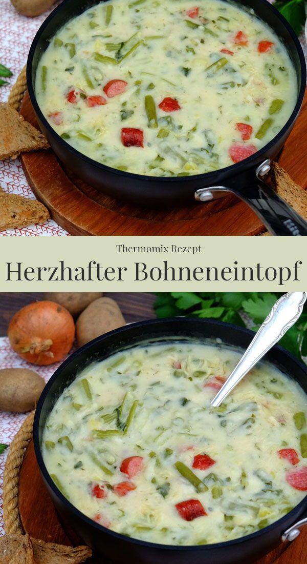 Bohneneintopf – Thermomix Rezept