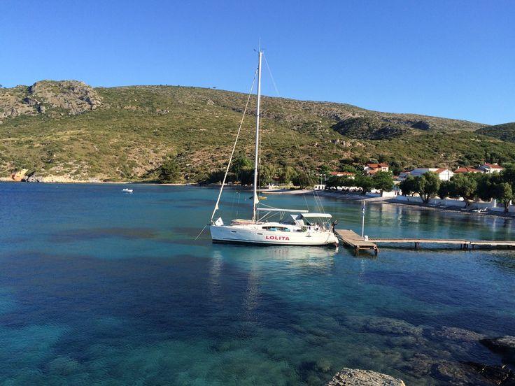 Samos Island / Klima Beach - April 2015