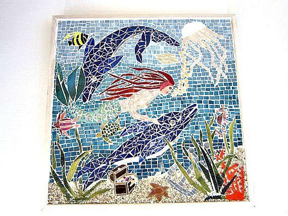 17 best images about fish mosaic on pinterest mosaics