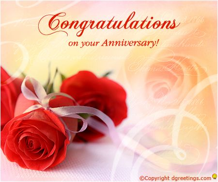 Anniversary Wishes For Your Friends And Family