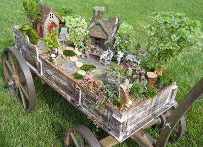 Fairy Garden Shop