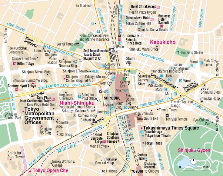 Best Tokyo Images On Pinterest Japan Trip Tokyo Japan - Tokyo japan 3d map