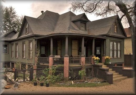 1000 images about victorian homes on pinterest for Craftsman home builders houston