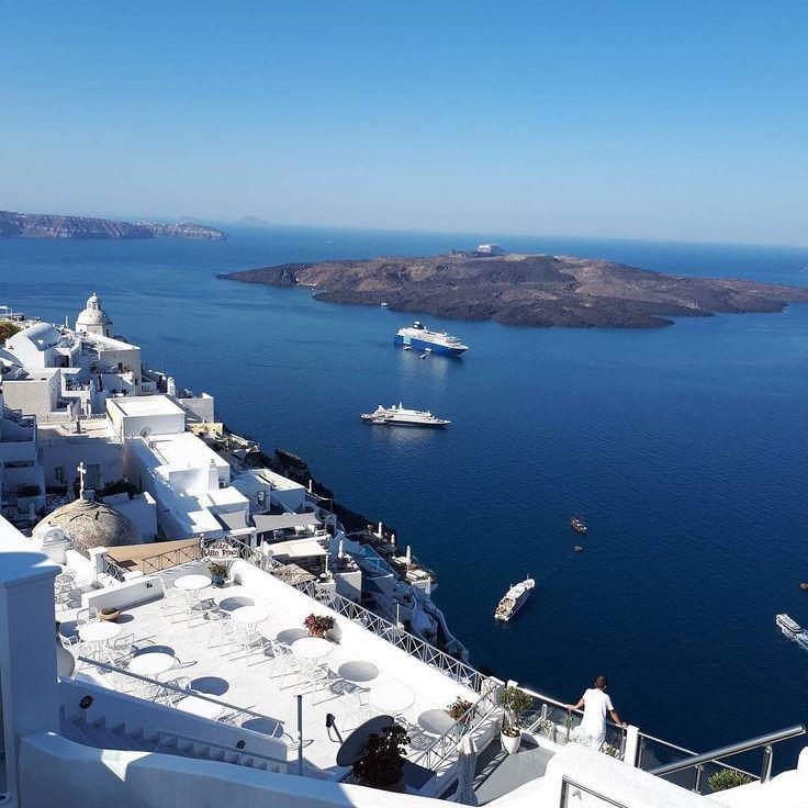 Paradise #Coldplay  Location #Santorini Photo  #ElectraAsteri