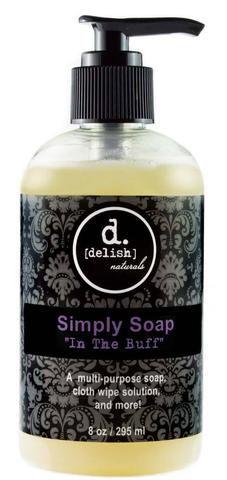 Delish Naturals Simply Soap