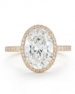 10 Oval Engagement Rings for the Bride-to-Be