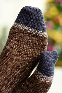 My Man's Socks pattern by Zsuzsanna Orthodoxou
