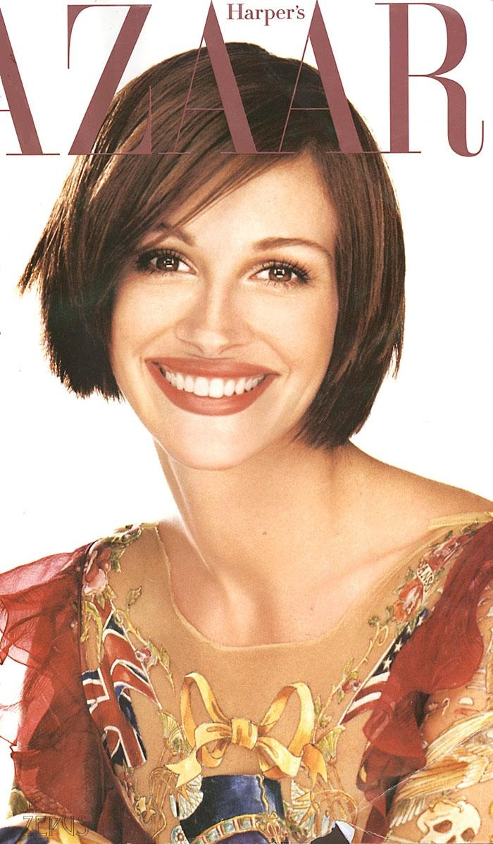 Julia Roberts - love this hairdo on her