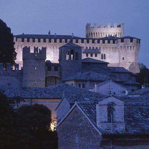 Gradara in Pesaro e Urbino, Marche