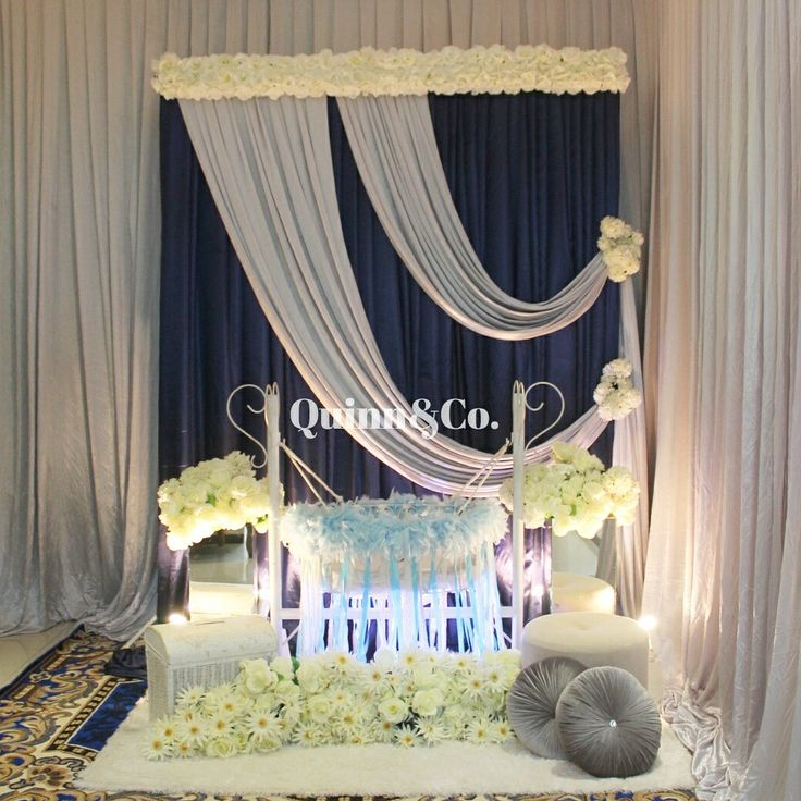 Dekorasi tasmiyah, aqiqah, buaian berendoi .. #weddingdecoration #wedding #decoration #buaianberendoi