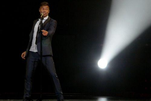 Ricky Martin sobrepasa la venta del millón de entradas en su...