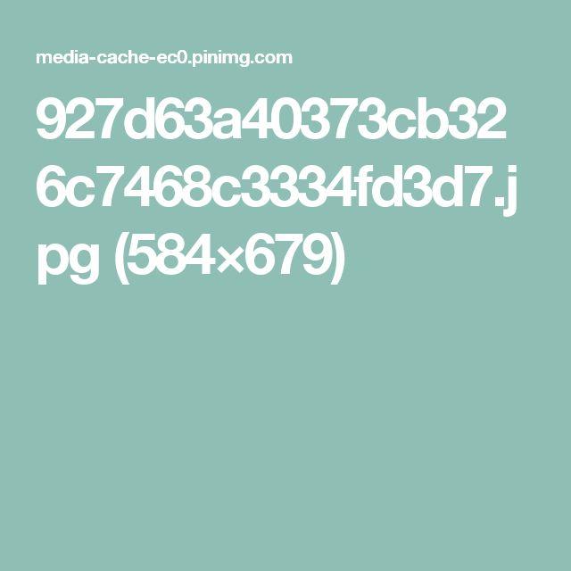 927d63a40373cb326c7468c3334fd3d7.jpg (584×679)