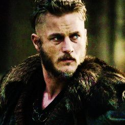 Pin for Later: 21 GIFs That Prove Vikings Is the Sexiest Show You're Not Watching  Welcome back, Ragnar.