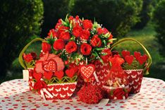 How to decorate your love world on Valentine's Day? How about the non-woven Valentine ornaments from the excellent workmanship. Romantic, warm and sweet, high quality and reasonable price, why not? Felt Festival Decoration http://www.hchomedecor.com/the-halloween/