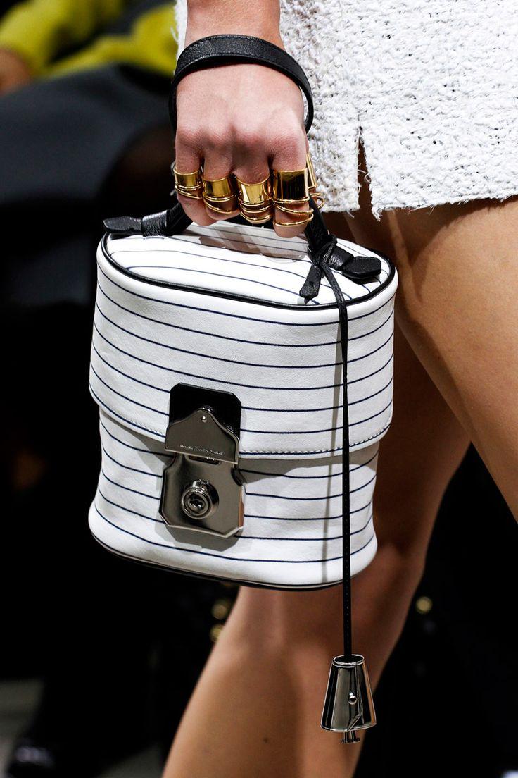 The Wawidoll Fashion Files: Balenciaga Spring 2013 Details (Accessories)