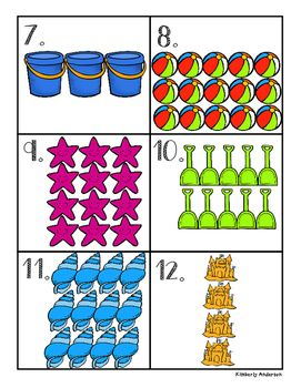 Summertime Arrays Sort: Multiplication Practice