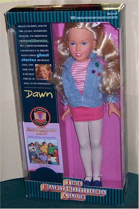 the baby sitters club dawn doll