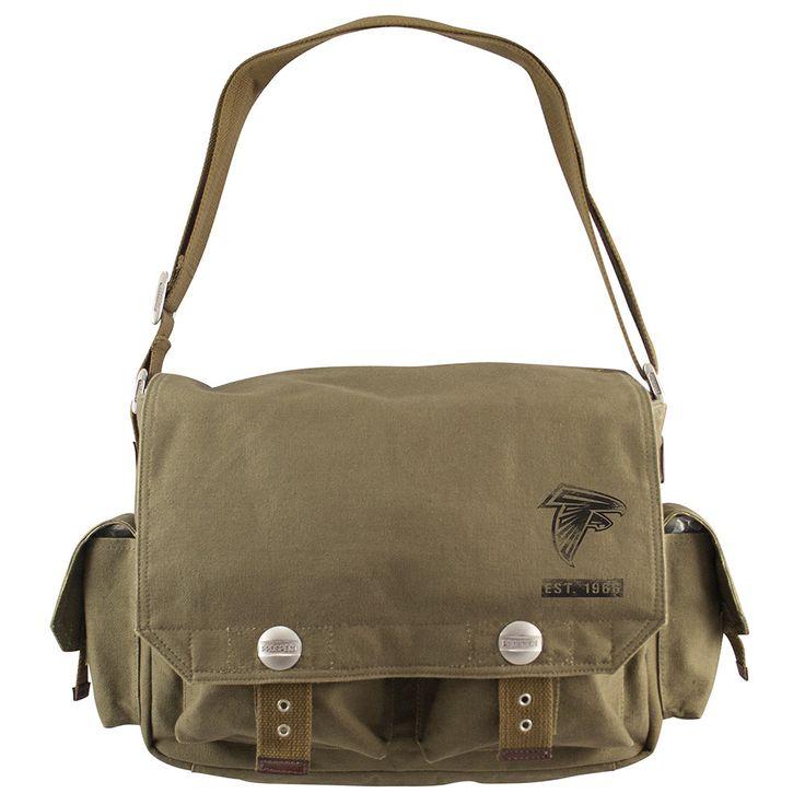 Atlanta Falcons NFL Prospect Deluxe Messenger Bag – Fan Shop HQ