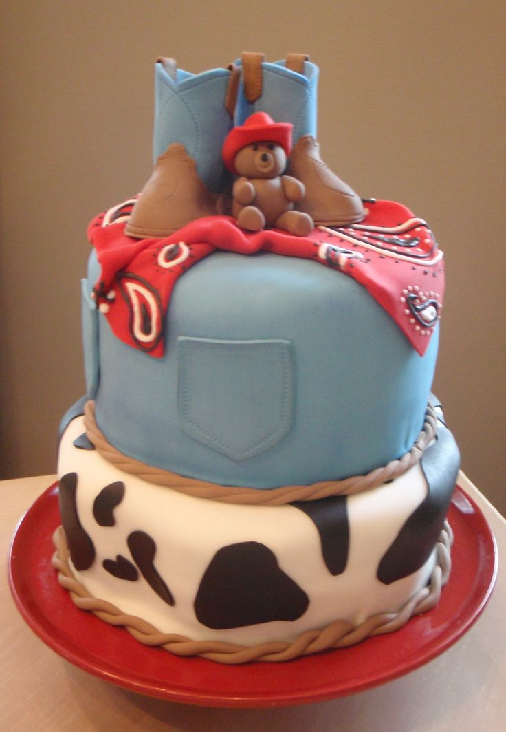 cowboy baby shower cake baby shower ideas pinterest