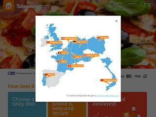 Takeaway is one of the UK's largest online food ordering sites. Feeling like Pizza, Sushi, Curry or even a Big Mac?