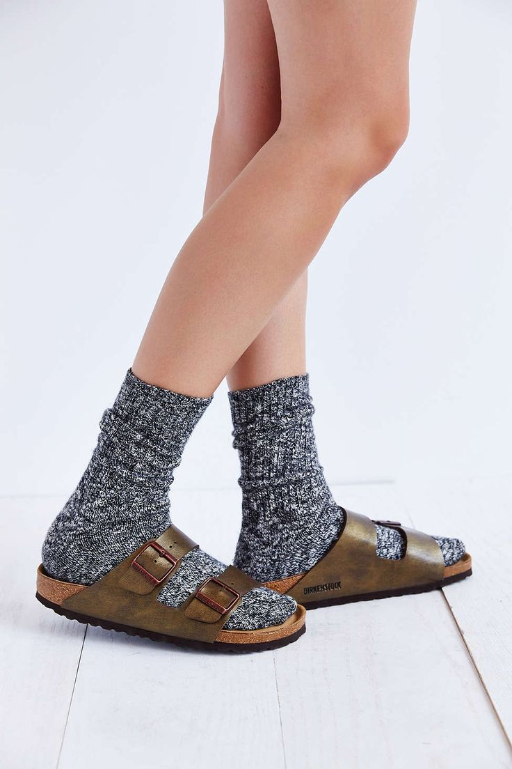 How To Wear Fuzzy Socks With Shoes