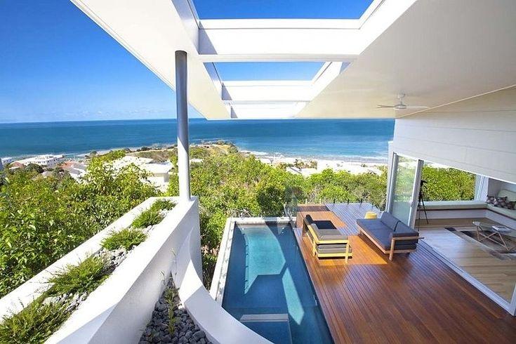 Coolum Bays Beach House in Australia by Aboda Design Group
