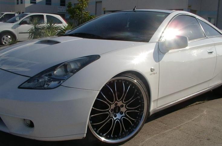 Toyota Celica Rims & Mag Wheels