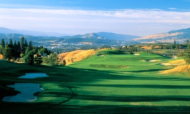 Gallagher's Golf Course at 4320 Gallagher's Drive West Kelowna,  BC V1W3Z9