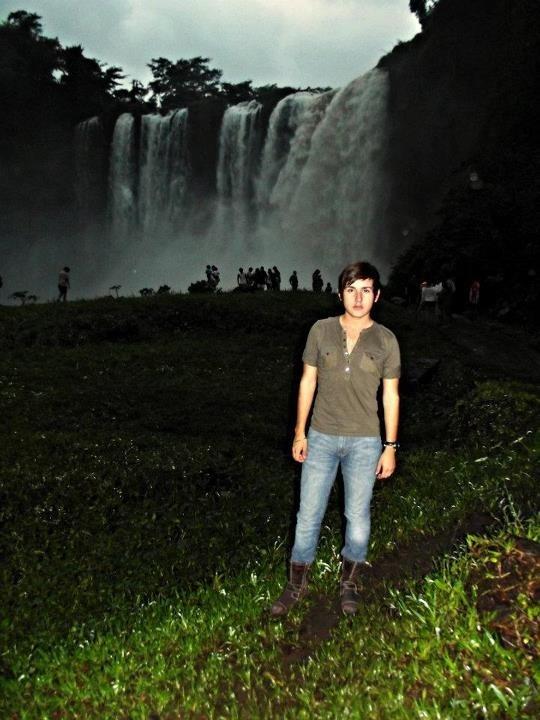 Salto de eyipantla, Veracruz